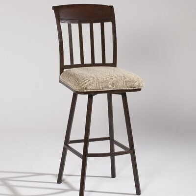 "In store financing 44"" Memory Return Swivel Stool..."