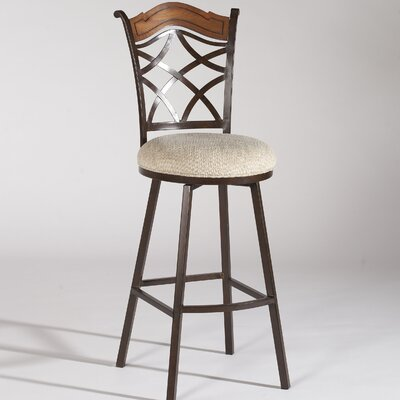 Financing for Memory Return Swivel Barstool with ...