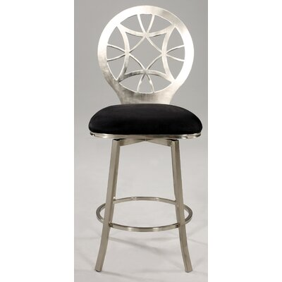 Rent to own Microfiber Simple Stool with Round ...