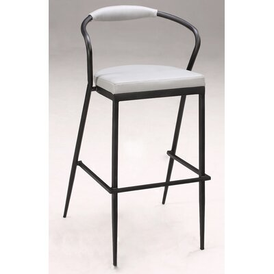 Rent Slim Back Stool Size: Counter Heigh...