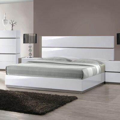 Manila Panel Bed