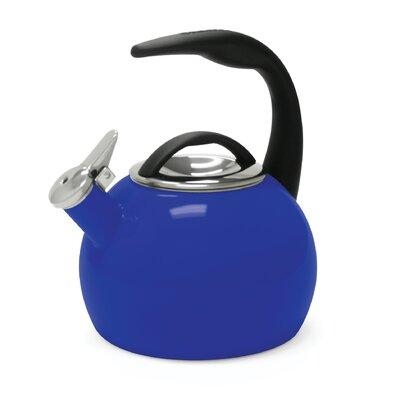 Chantal Anniversary 2-qt. Tea Kettle - Color: Indigo Blue