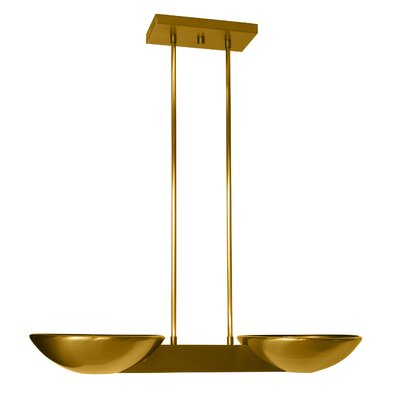Pascal Pendant Finish: Polished Brass