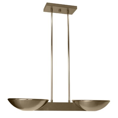 Pascal Pendant Finish: Brushed Nickel