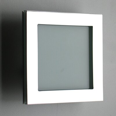 Basic Techo 1-Light Flush Mount