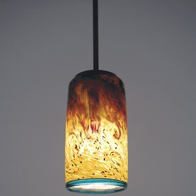 Secola 1-Light Drum Pendant Size/Bulb Type: 55