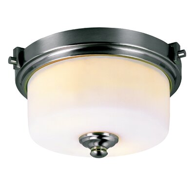 Young and Hip Flush Mount Size: 13.5 Width