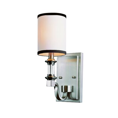 Modern Country Wall Lights : Zaneen Lighting Finestra Contemporary Rectangle Wall Sconce Light - country style lamps