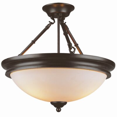 Burswood Semi Flush Mount