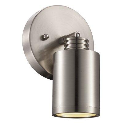 Holdrege 1-Light Track Light Finish: Brushed Nickel