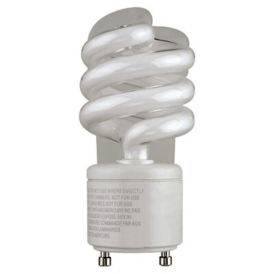 23W GU24 Fluorescent Light Bulb