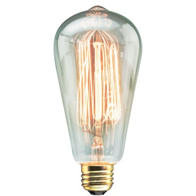 60W Vintage Filament Light Bulb