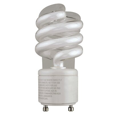13W GU24 Fluorescent Light Bulb