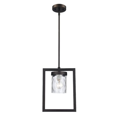 Allshouse 1-Light Mini Pendant