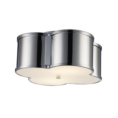 Sidonie 3-Light Flush Mount