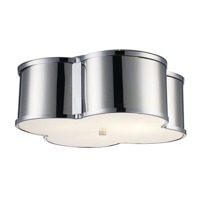 Sidonie 4-Light Flush Mount