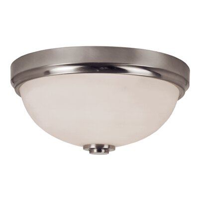 Cavallacci 2-Light Flush Mount