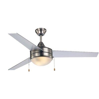 52 Everson 3 Blade Ceiling Fan