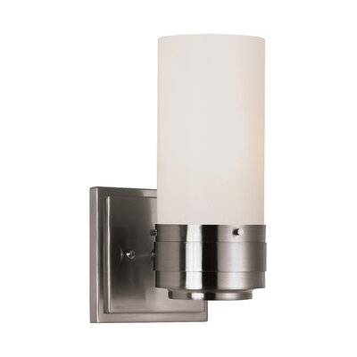 TransGlobe Lighting Solstice 1-Light Wall Sconce 2912 PC