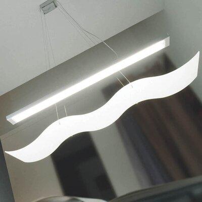Fluorwing Pendant Size: 39.37 x 11.81
