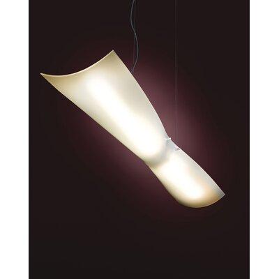 Light Pendant on Gamma Delta Group Helix Two Light Pendant   Allmodern