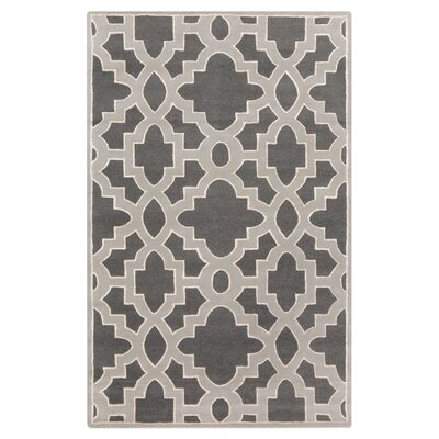 Modern Classics Iron Ore Area Rug Rug Size: Rectangle 33 x 53