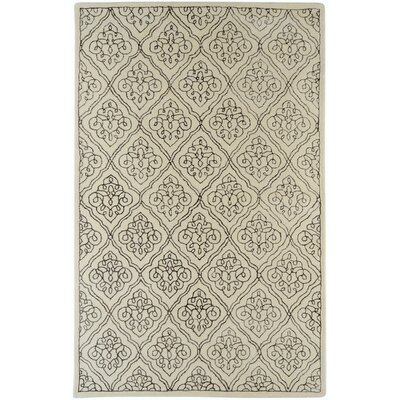Modern Classics Parchment Graphic Rug Rug Size: 9 x 13