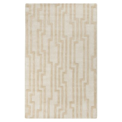 Modern Classics Antique White Area Rug Rug Size: Rectangle 8' x 11'