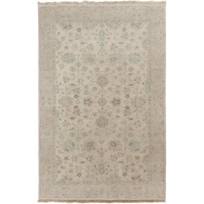 Temptress Light Gray Rug Rug Size: Rectangle 2 x 3