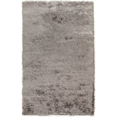 Whisper Gray Area Rug Rug Size: 5 x 8