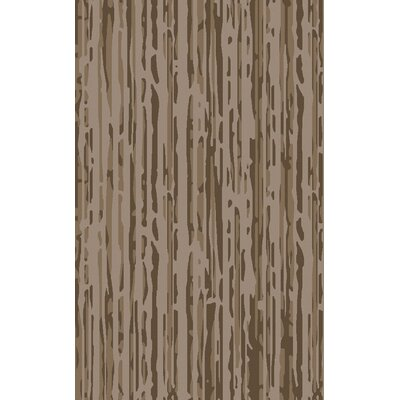 Modern Classics Taupe/Beige Area Rug Rug Size: Rectangle 5 x 8