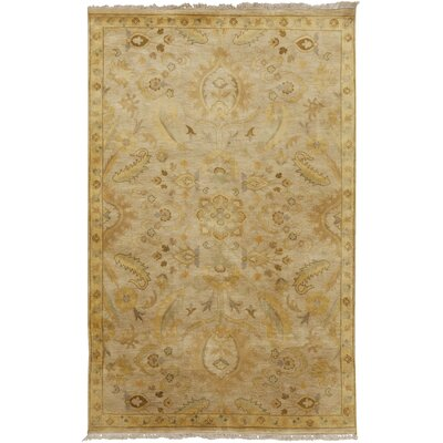 Temptress Beige Rug Rug Size: Rectangle 2 x 3