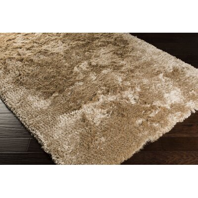 Whisper Beige Area Rug Rug Size: Rectangle 5 x 8