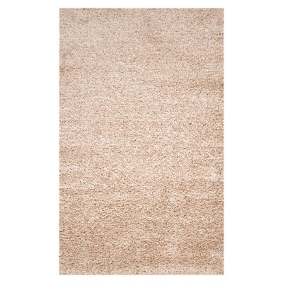 Fusion Ivory Area Rug Rug Size: Rectangle 2 x 3