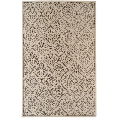 Modern Classics Ivory Rug Rug Size: Rectangle 5 x 8