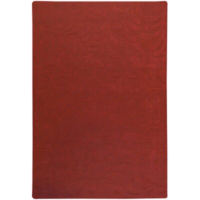 Sculpture Brick Area Rug Rug Size: 8 x 11