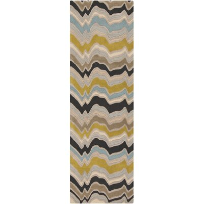 Modern Classics Area Rug Rug Size: Runner 26 x 8
