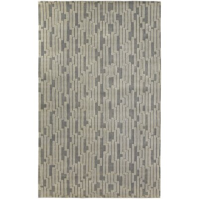 Luminous Gray Area Rug Rug Size: 8 x 11