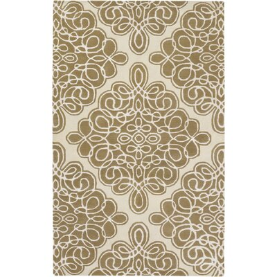 Modern Classics Off White Area Rug Rug Size: Rectangle 33 x 53