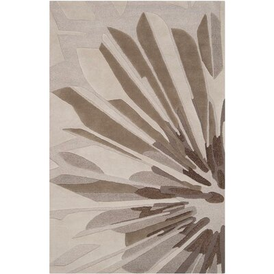 Modern Classics Oyster Grey Rug Rug Size: Rectangle 33 x 53