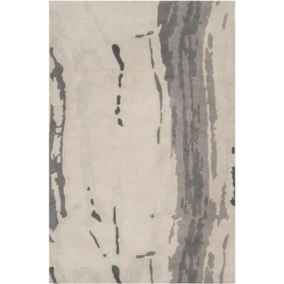 Modern Classics Parchment Area Rug Rug Size: Rectangle 5 x 8