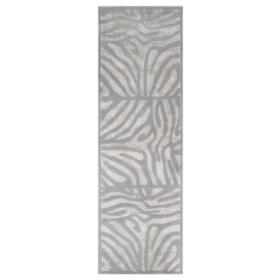 Modern Classics Slate Rug Rug Size: Rectangle 8 x 11