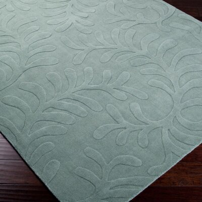 Sculpture Silver Sage Rug Rug Size: Rectangle 33 x 53