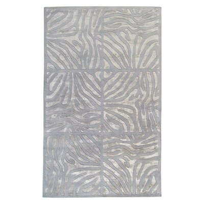 Modern Classics Slate Rug Rug Size: Rectangle 5