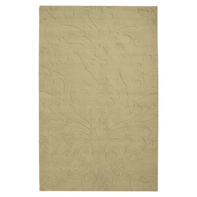 Sculpture Square Pear Rug Rug Size: Rectangle 2 x 3