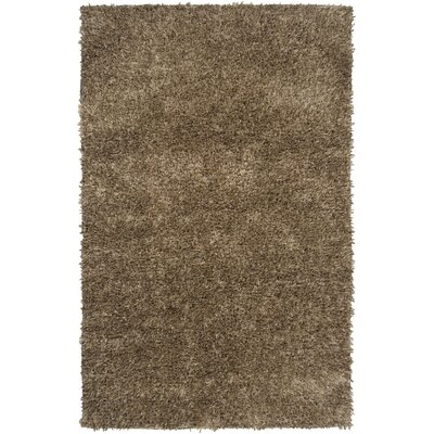 Fusion Golden/Beige Area Rug Rug Size: Rectangle 5 x 8
