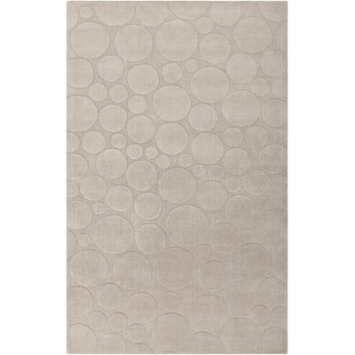 Sculpture Lavender Gray Area Rug Rug Size: Rectangle 9 x 13