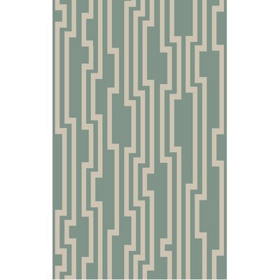 Modern Classics Cloud Blue Area Rug Rug Size: Rectangle 9 x 13