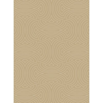 Luminous Khaki Area Rug Rug Size: Rectangle 5 x 8