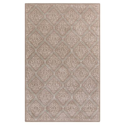 Modern Classics Dove Gray Area Rug Rug Size: Rectangle 9 x 13